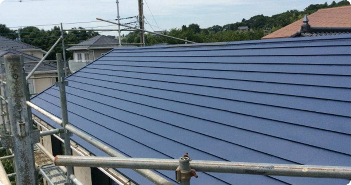 屋根修理・葺き替え